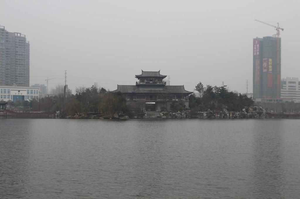 鄂州丁祖镇的风景