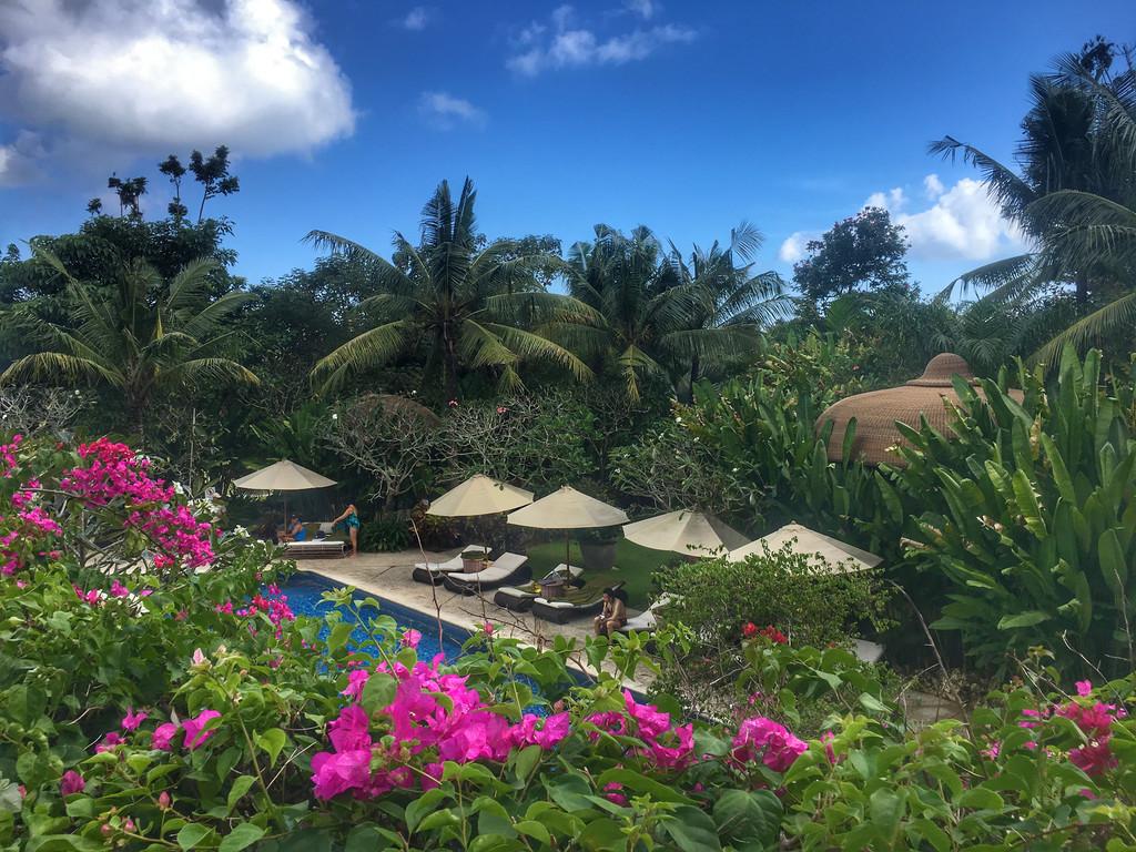 巴厘岛金巴兰森林度假酒店
