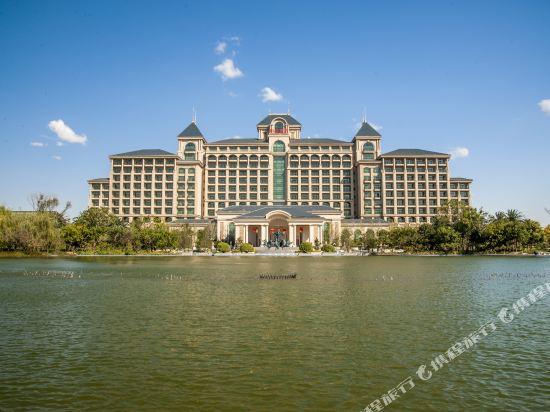 6个欧式单体建筑将贵族宫廷风格与中国古典文化完美