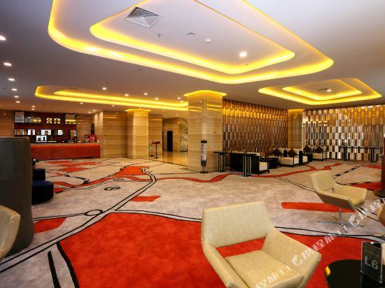 葫芦岛百大万美温泉酒店2晚 包含温泉票二张 双人早餐