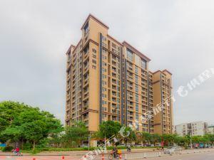 摩尔斯精品公寓(珠海新香洲体育中心金域华府店)