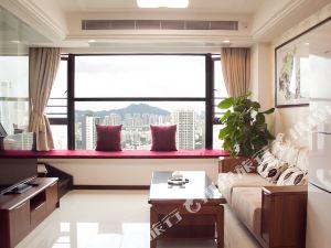 随行服务式公寓(珠海华发商都店)
