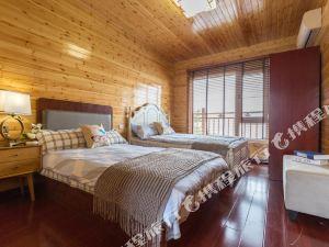 莱芜雪野湖旅游山景房茶艺师三居室独栋别墅