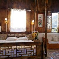 4宾川瑞宸空间主题酒店机器设计图图片