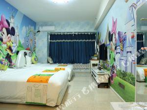 童话王国主题公寓(广州汉溪长隆地铁站保利大都汇店)
