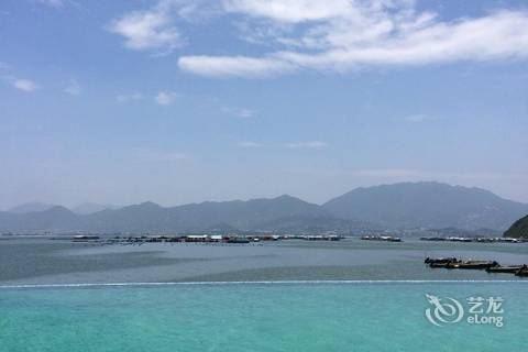 深圳深圳南澳东山珍珠岛酒店点评