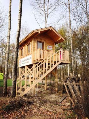 安图长白山森林木屋房间照片