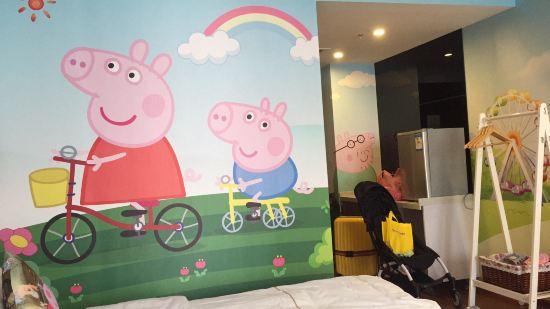 广州动物王国亲子主题公寓