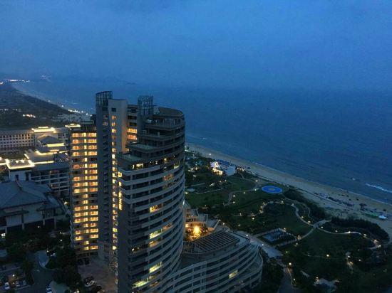 关于阳江保利南海湾海景公寓