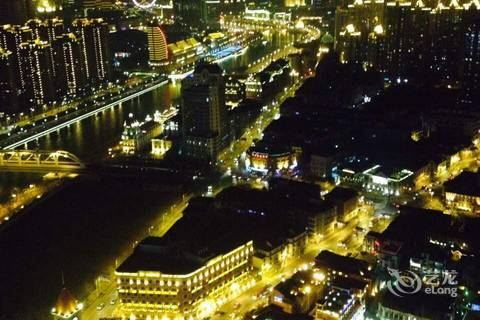 还会经过梁启超故居,离天津高铁站也是一站地铁的距离,和飞机场是一条