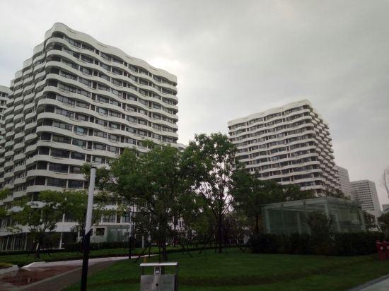 青岛森林壹号海景度假公寓万达东方影都店房间照片