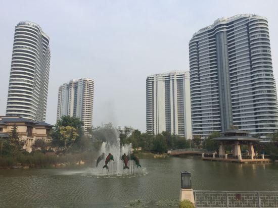 东戴河佳兆业海景公寓酒店房间照片