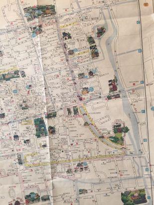 百时快捷酒店(苏州火车站北寺塔店)地图交通