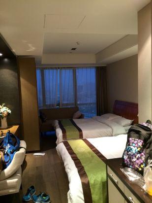 青岛海边人家海景度假公寓中联自由港湾店