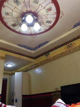 关于拉萨嘎丹康萨藏式宾馆图片