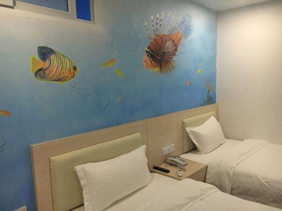 关于珠海横琴海马酒店公寓