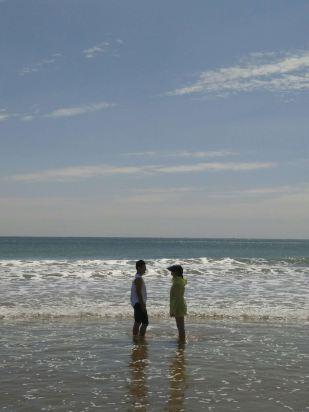 关于青岛金沙滩1分钟海景公寓