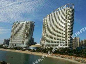 惠州碧桂园十里银滩浪琴湾海岛酒店公寓