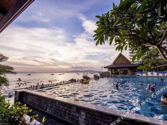 惠州海尚湾畔度假酒店2晚 海滨温泉门票,酒店私人沙滩,露天泳池,轻松畅游巽寮湾