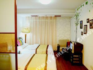 青岛海蓝海景公寓