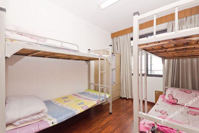 杭州一家人大学生求职公寓图片