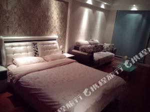爱旅小屋酒店公寓(芜湖万达店)