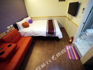 台北西门美栈(Beautiful Hostel)