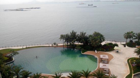 三亚凤凰岛海洋之星度假公寓地图交通