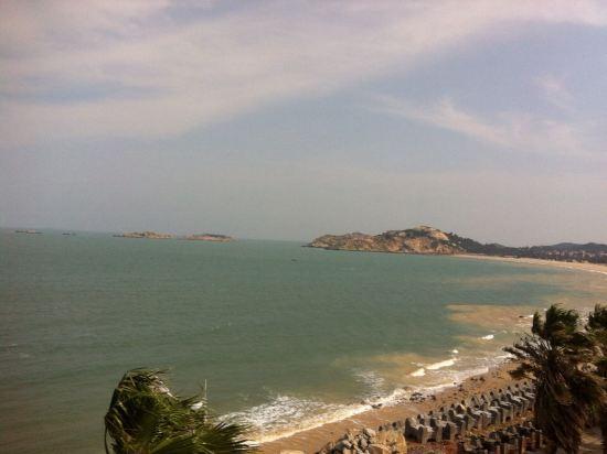 湄洲岛星月湾度假宾馆预订价格,联系电话位置地址