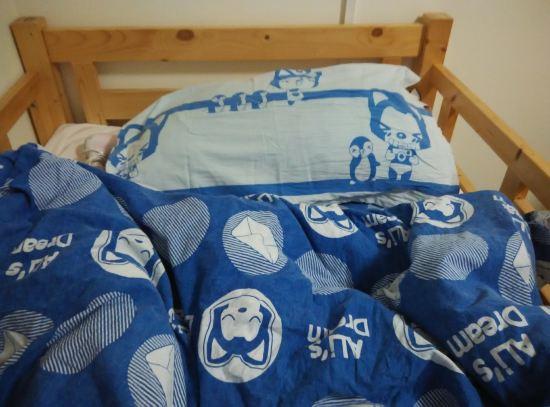 床单搭帐篷的步骤图