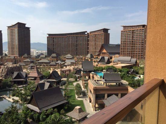 三亚三亚湾红树林度假世界(木棉酒店)点评