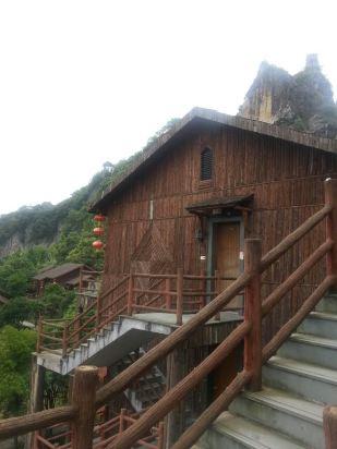桐庐红灯笼小木屋