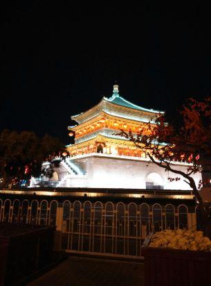 西安地铁三号线青龙寺旅游景点