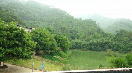 肇庆九龙湖旅游风景区度假山庄