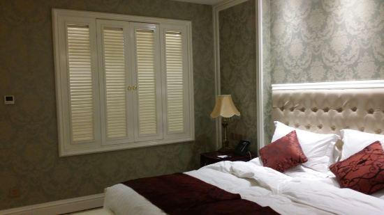 酒店采用欧式装修风格