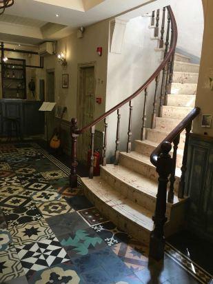 小洋楼欧式楼梯设计