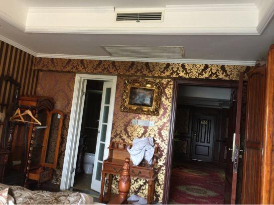 宾馆欧式宫廷风情,尽显豪华尊贵