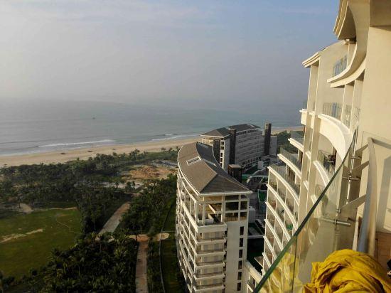 三亚海南清水湾阿罗哈爱琴海景套房度假酒店点评