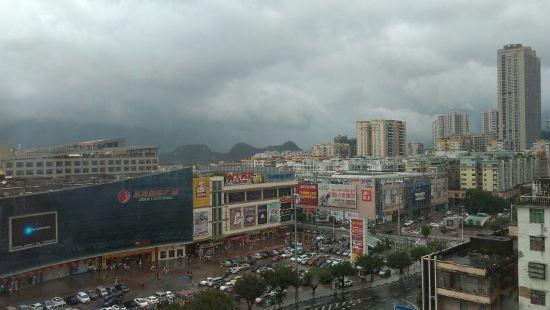 肇庆星湖大酒店,酒店毗邻汽车总站,牌坊广场,国际4a风景名胜区七星岩