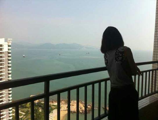 关于惠州十里银滩碧海蓝天度假公寓