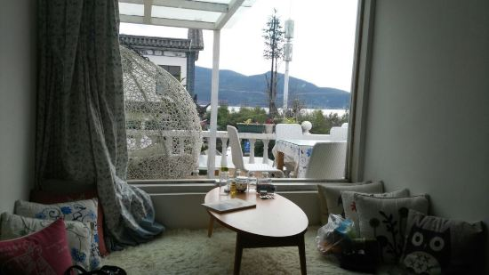 阳台花房装修效果图欧式