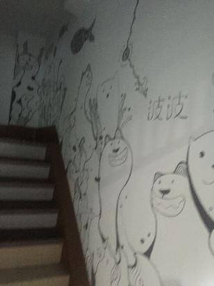 宿舍特色手绘简笔画