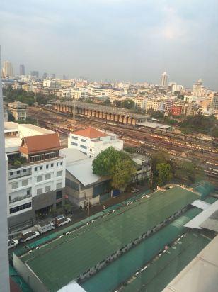 (曼谷双子塔酒店