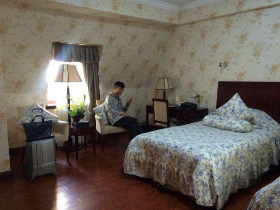 上海特别房间的风景