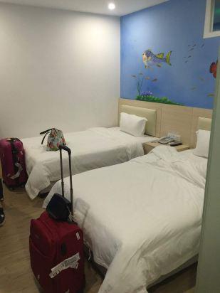 横琴海马酒店公寓(珠海长隆店)