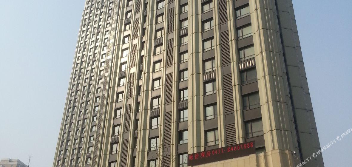 大连星海广场飞悦酒店