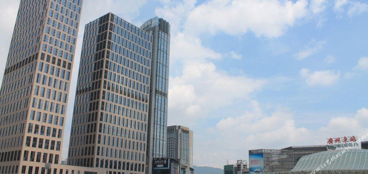 广州私享家酒店公寓 广州东站店