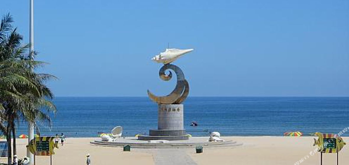 阳江海陵岛2日1晚跟团游·住准四黄金海湾酒店+十里银滩+近大角湾