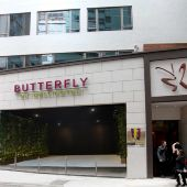晋逸精品酒店 中环(Butterfly on Wellington Boutique Hotel)