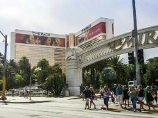 拉斯维加斯美丽华酒店白虎秀图片